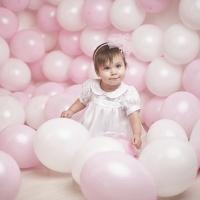 Фотосессия с воздушными шариками: миллион крутых идей