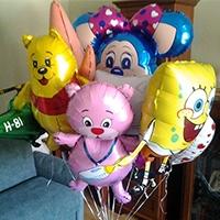Фольгированные шары и шарики: купить с доставкой недорого
