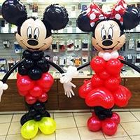 Композиции из воздушных шаров для незабываемого праздника