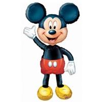 Микки Маус – ходячий шарик